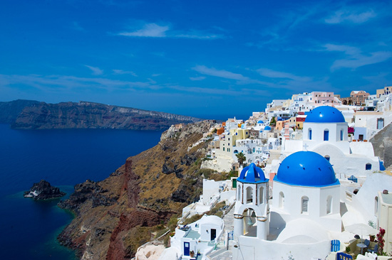 Travel to Greece with Adventures by Disney