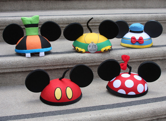 Disney Parks Ear Hats