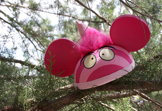 Cheshire Cat Ear Hat from Disney Parks
