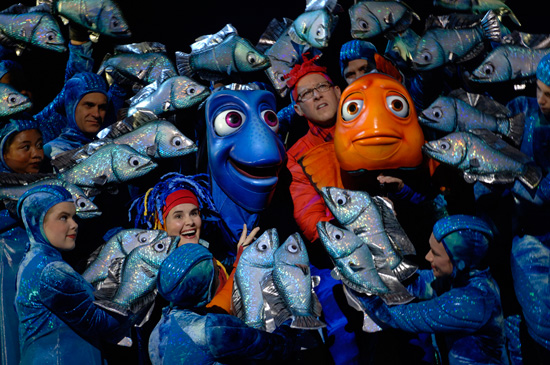 Finding Nemo – The Musical at Disney's Animal Kingdom
