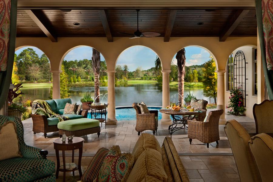 golden oak homes at walt disney world resort