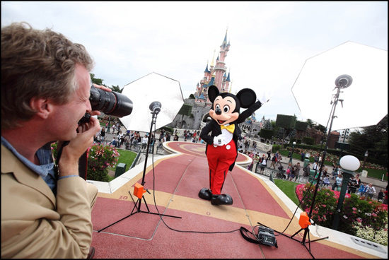 Royal Wedding Photographer at Disneyland Paris