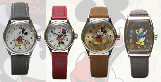 Ingersoll Classic Watches from Disney Parks
