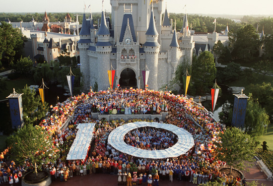 Vintage Walt Disney World: The Tencennial Celebration