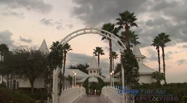 Disney's Wedding Pavilion Time Lapse at Walt Disney World Resort
