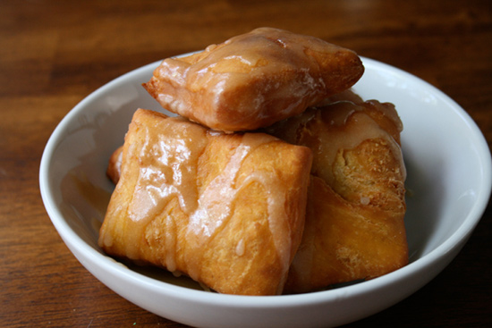 Pumpkin Beignets From Club 33 at Disneyland Park