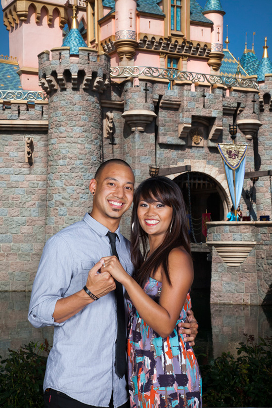 Internet Marriage Proposal Couple Celebrates Their Engagement At
