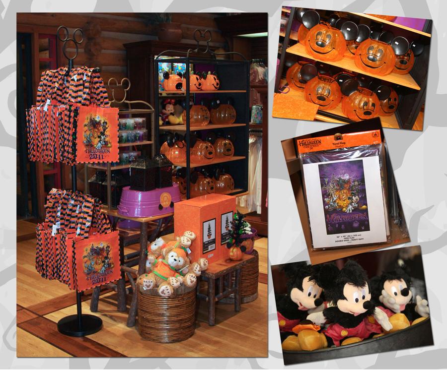 celebrate halloween with disney parks merchandise
