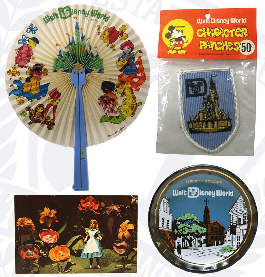 A Look Back At Early Walt Disney World Resort Merchandise