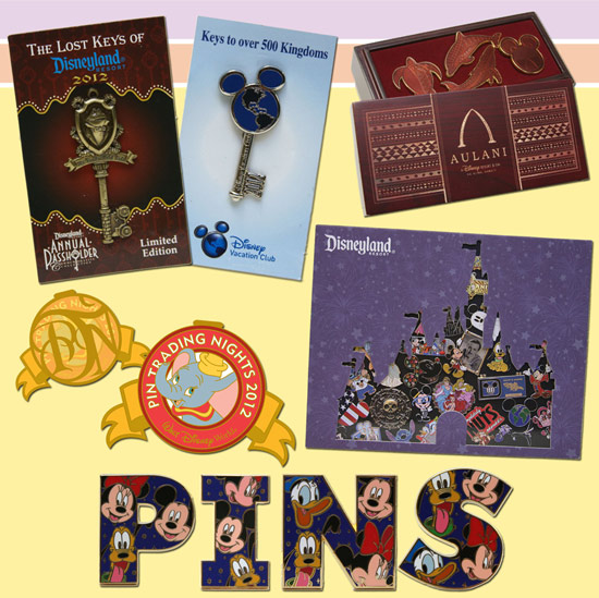 Pins from The Florida Project Event at Epcot