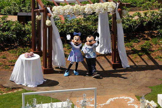 Disney's Fairy Tale Weddings & Honeymoons Aulani, a Disney Resort & Spa