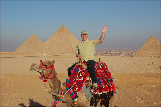 Adventures by Disney Travels to Egypt, Part 1