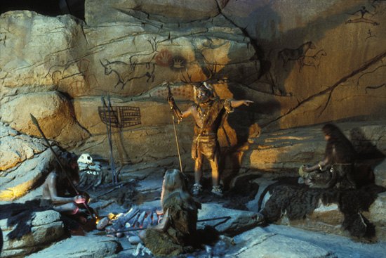 Caption This: Do You Speak Caveman?