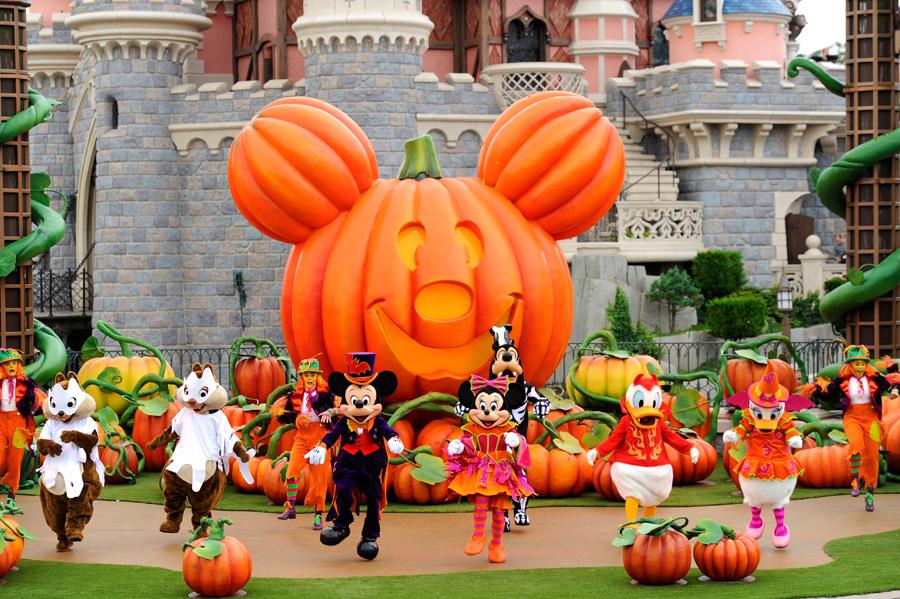 Disney's Halloween Festival in Paris | Disney Parks Blog