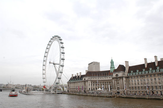 Experience the London Eye with Adventures by Disney