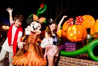 Halloween at Hong Kong Disneyland