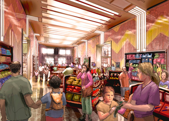 An 'Inside' Look at Buena Vista Street