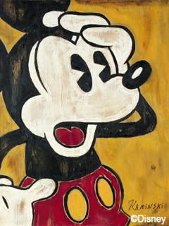 240x320 Mickey