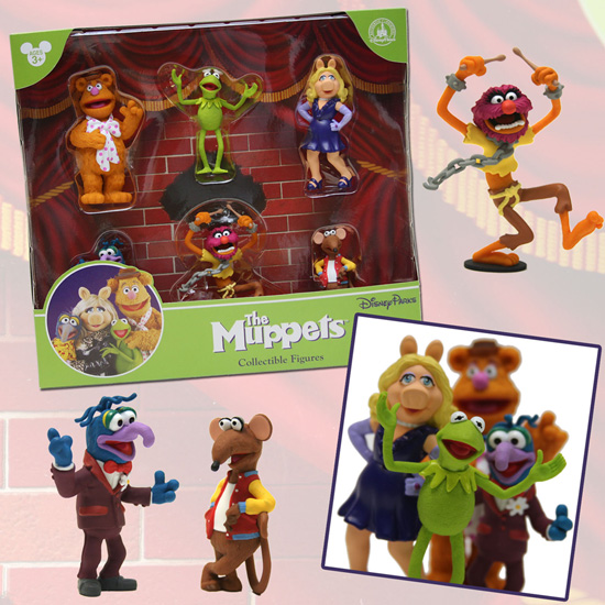 Muppets Merchandise Coming To Disney Parks