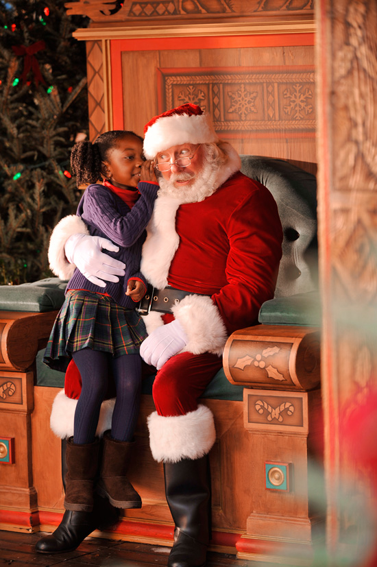 Tis' the Season to See Old Saint Nick at Downtown Disney at Walt Disney World Resort