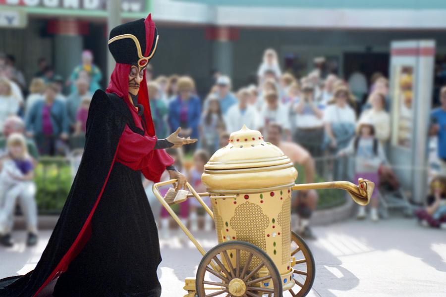 Vintage Walt Disney World Make Way For Prince Ali At