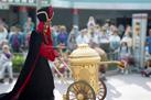 Jafar in Aladdin's Royal Caravan Parade at Walt Disney World Resort
