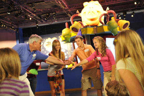 'Leadership Excellence' Youth Education Series Program at Epcot