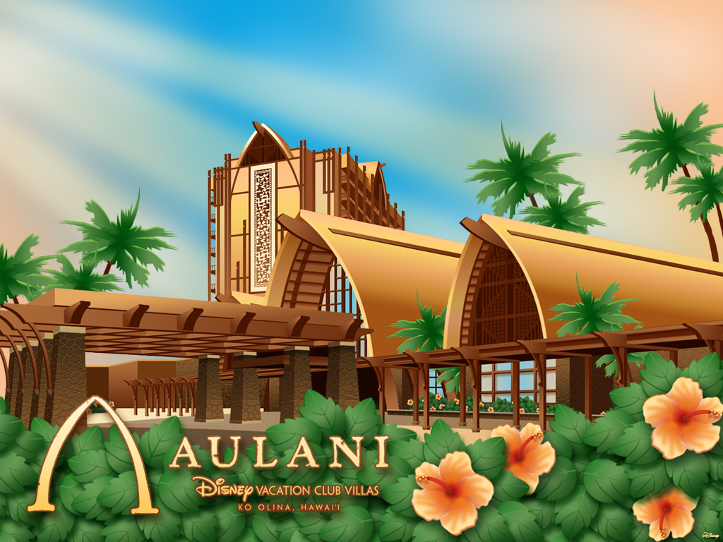 paradisethe desktop light: download our new aulani, a disney