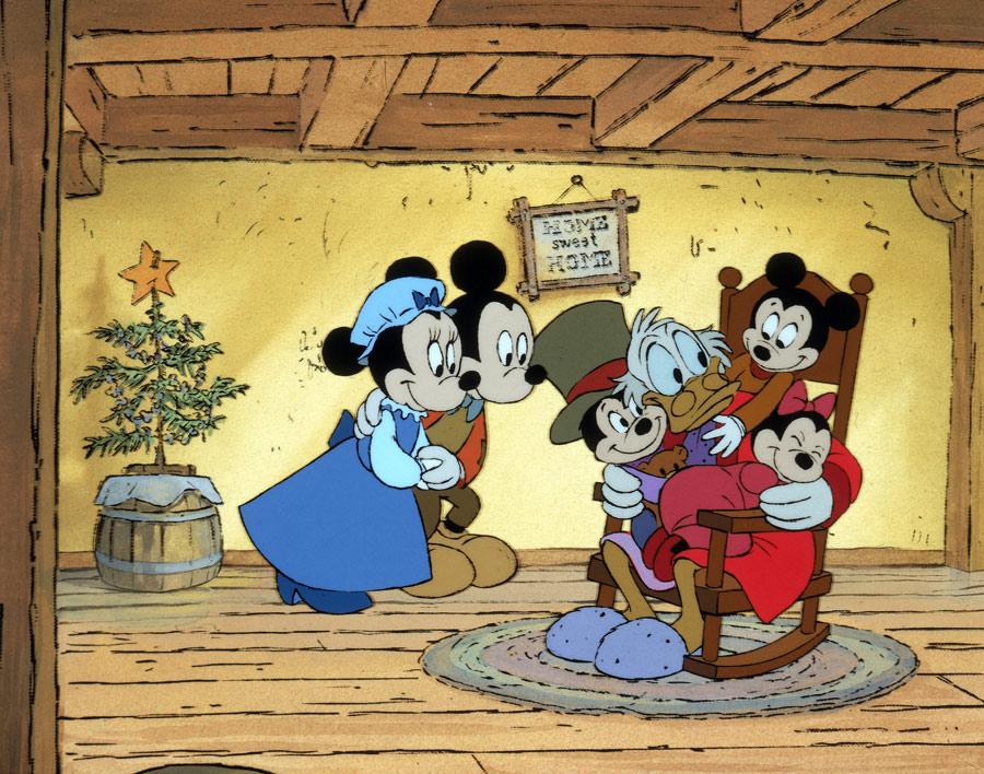 christmas carol disney full