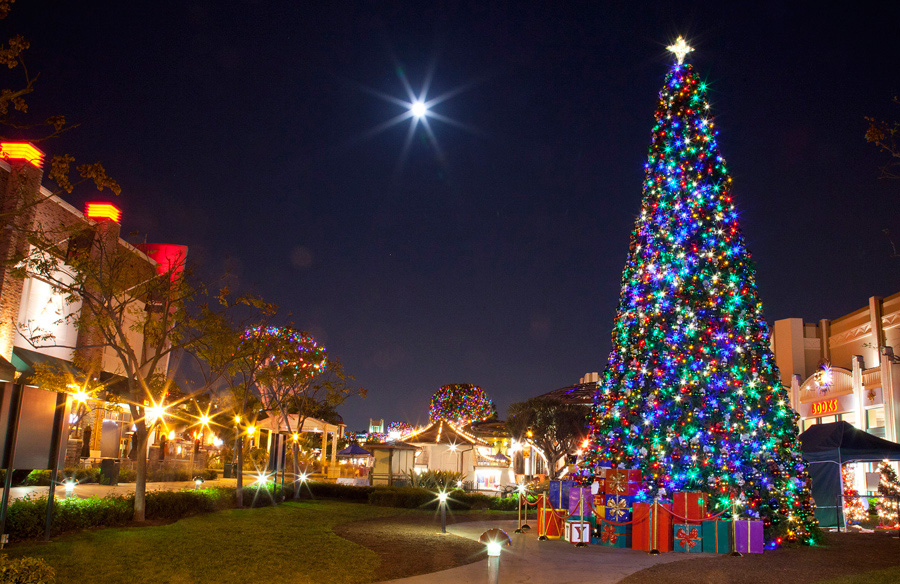 Celebrate the Holidays at the Downtown Disney District at ...