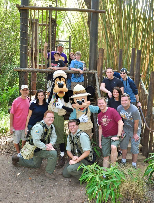 Wild Africa Trek - Disney in your Day   Animal kingdom