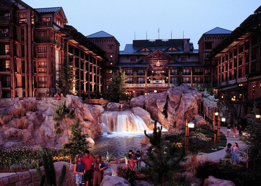 Disney S Wilderness Lodge At Walt World Resort