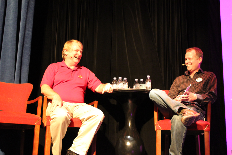 Ryan March Chats with Disney Legend Bill Farmer, the Voice of 'Goofy'