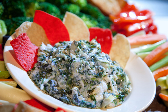 A Winning Spinach and Artichoke Dip Recipe from Downtown Disney District - Just in Time for Big Game Parties