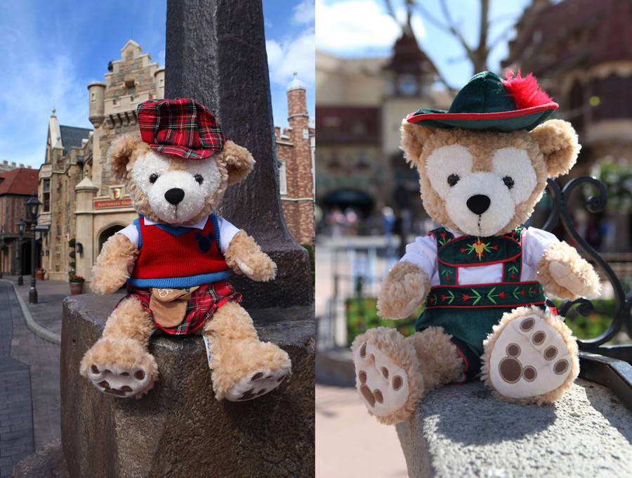 Duffy the Disney Bear United Kingdom and Germany Costumes. u201c & Dynamic Deal for Duffy the Disney Bear Costumes   Disney Parks Blog