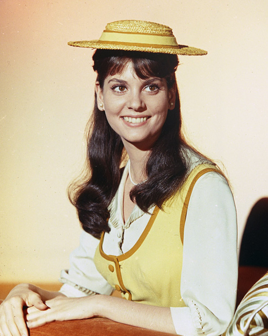 Lesley Ann Warren as Cordy in 'The Happiest Millionaire'