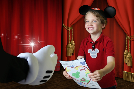 Memory of a Lifetime for Your Little Valentine at Walt Disney World Resort