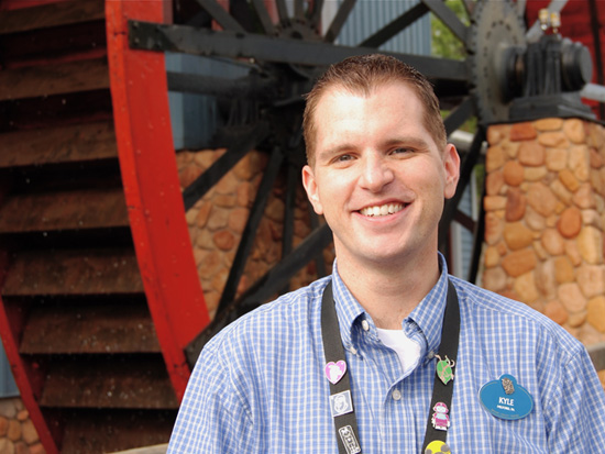 Kyle Raser Currently is Manager of Guest Service Operations at Disney's Port Orleans Resort – Riverside.