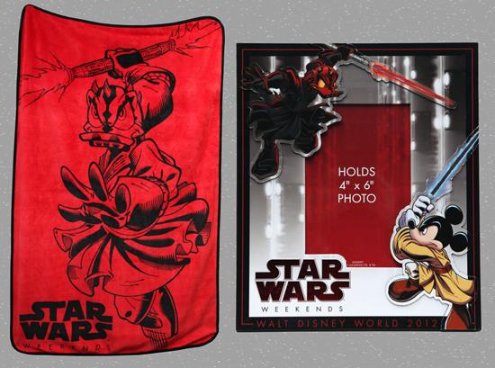 Star Wars Weekends 2012 Frames