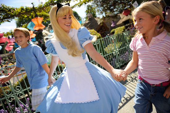 Join Alice in the Garden Tea Party Featuring Exclusive Disney Character Experience in Saint John, New Brunswick, with Disney Cruise Line