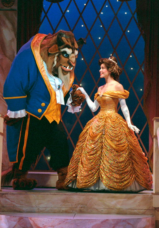 The Academy Award-Winning Title Song from 'Beauty and The Beast' Can Be Heard in 'Beauty and The Beast - Live on Stage' at Disney's Hollywood Studios
