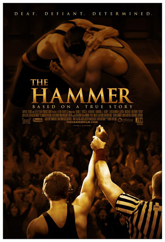 'The Hammer' Playing at the AMC Theatres in Downtown Disney at Disneyland Resort