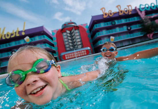 Florida Residents Can Enjoy Spring Break Savings at Disney Resorts