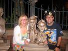Disney Parks Blog Author Nate Rasmussen Enjoying One More Disney Day