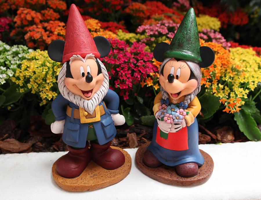 First Look at 2012 Epcot International Flower and Garden Festival ...