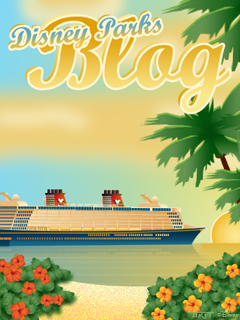 iPhone/Android Wallpaper Featuring Disney Cruise Line's Disney Fantasy