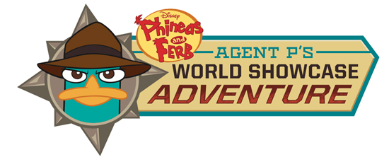 Disney Phineas & Ferb: Agent P's World Showcase Adventure Coming to Epcot This Summer
