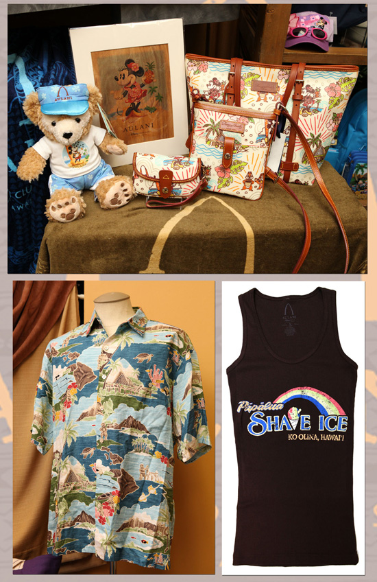 Some of the Most Popular Merchandise at Aulani, a Disney Resort & Spa