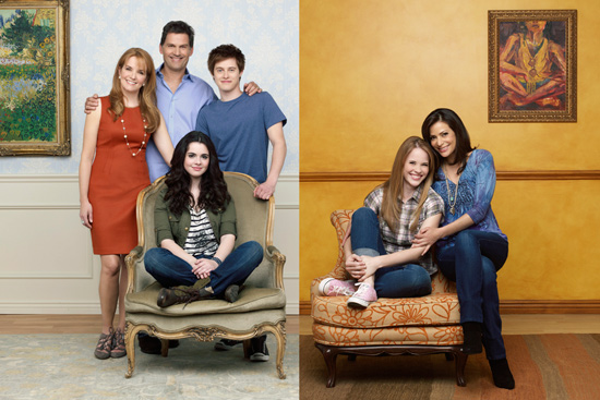 Cast of ABC Family's Hit Series 'Switched at Birth'