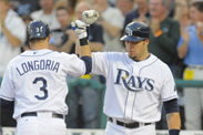 The Tampa Bay Rays hosted the first of two regular-season series at Champion Stadium (the second one was in 2008). In 2008, the Rays swept the Toronto Blue Jays (6-4, 5-3, 5-3) to improve their record at Disney to 6-0 and went on to reach the team's first-ever World Series.